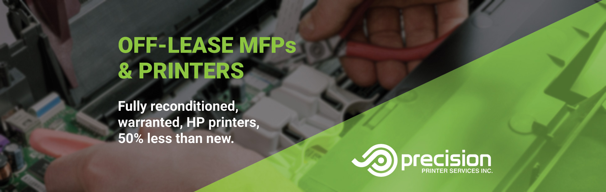 Off-Lease MFPs & Printers