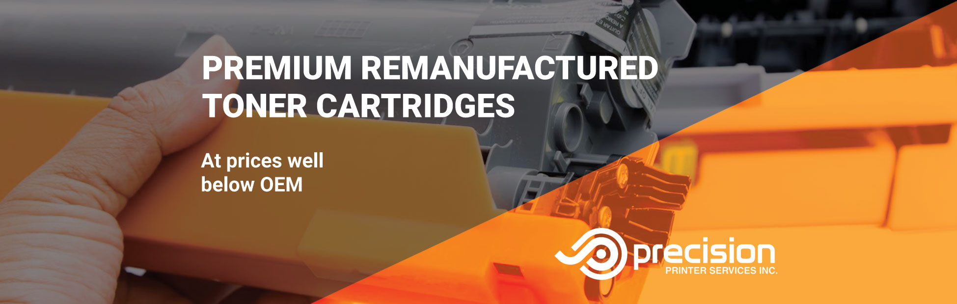 Premium Remanufactured Toner Cartridges